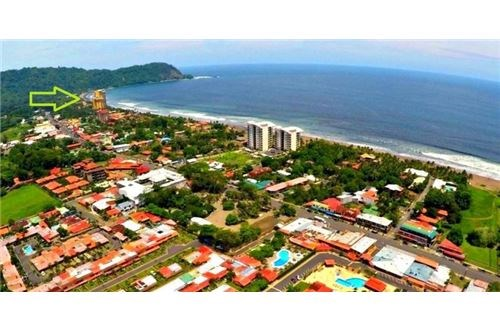 Remax real estate, Costa Rica, Jaco, Large Corner Lot right at the Beach in Jaco, Costa Rica.