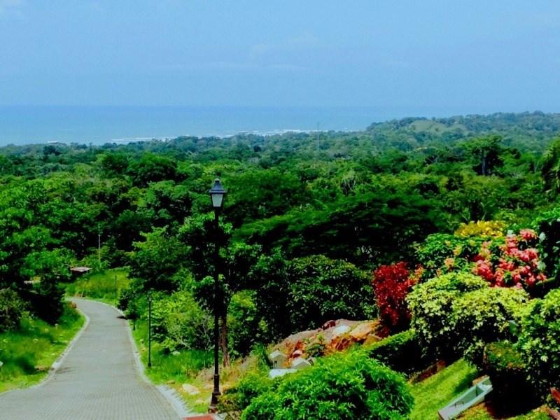 Remax real estate, Costa Rica, Esterillos, Full Ocean View Lot in an Esterillos Gated Community