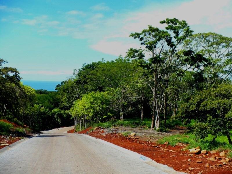 Remax real estate, Costa Rica, Esterillos, Ocean View Lot in Gated Community Close to the Beach