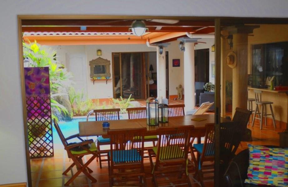 Remax real estate, Costa Rica, Punta Leona, Punta Leona Beach Community Three Bedroom House