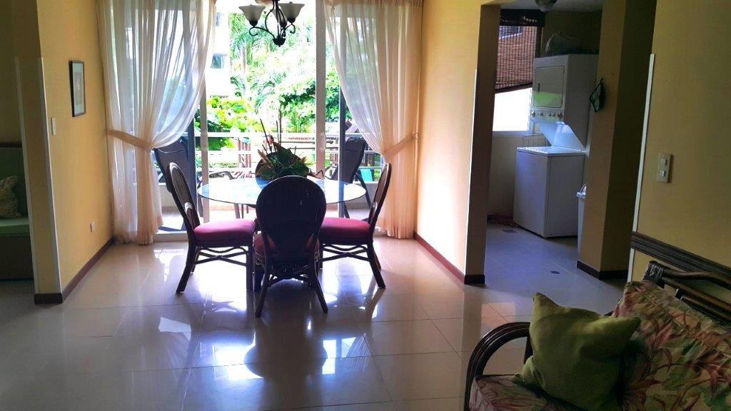 Remax real estate, Costa Rica, Jaco, Jaco Beach walk distance fully furnished condominium