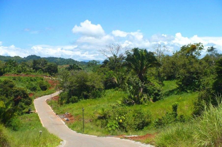Remax real estate, Costa Rica, Esterillos, Esterillos Hill Top Mountain View Lot