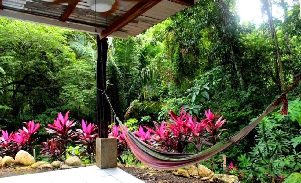 Remax real estate, Costa Rica, Hermosa Beach, Hermosa Beach jungle yoga facility