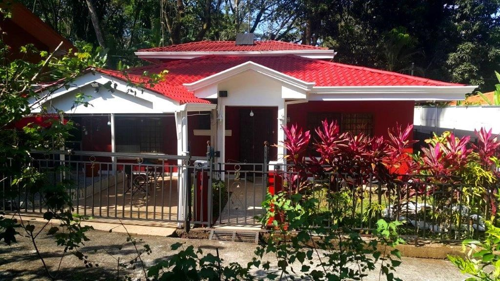 Remax real estate, Costa Rica, Herradura, Forest view Herradura Beach Home in Costa Rica