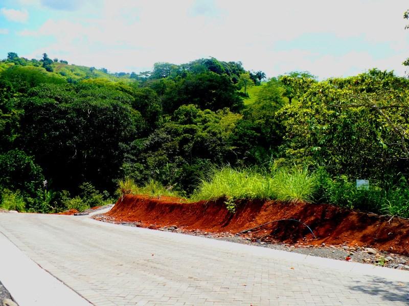 Remax real estate, Costa Rica, Esterillos, Costa Esterillos Mountain view lot