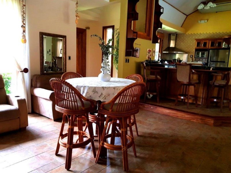 Remax real estate, Costa Rica, Jaco, Jaco Beach large House  gated community private pool and ranch