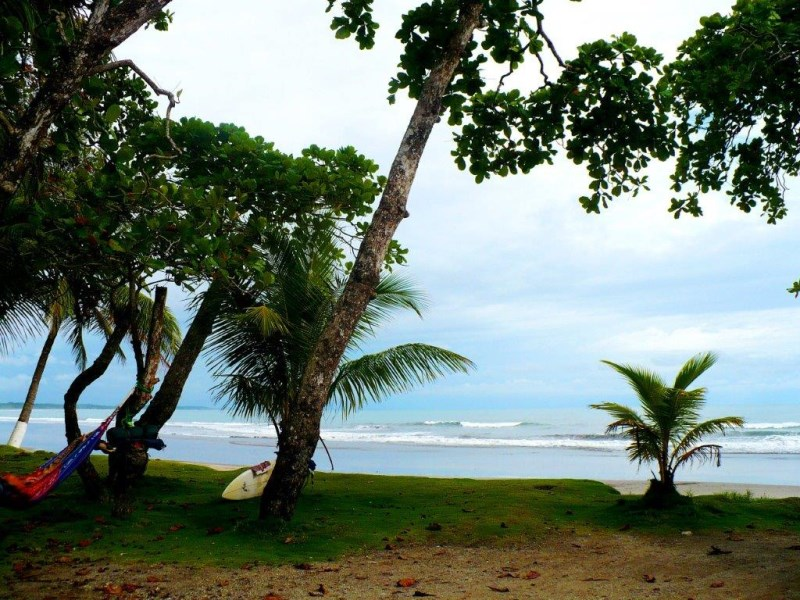 Remax real estate, Costa Rica, Bejuco, Esterillos titled lot steps from the beach