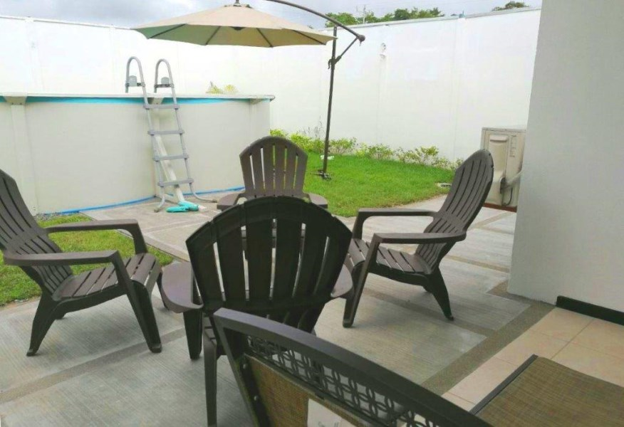 Remax real estate, Costa Rica, Bejuco, For rent Bejuco Beach walking distance 2 bedroom house