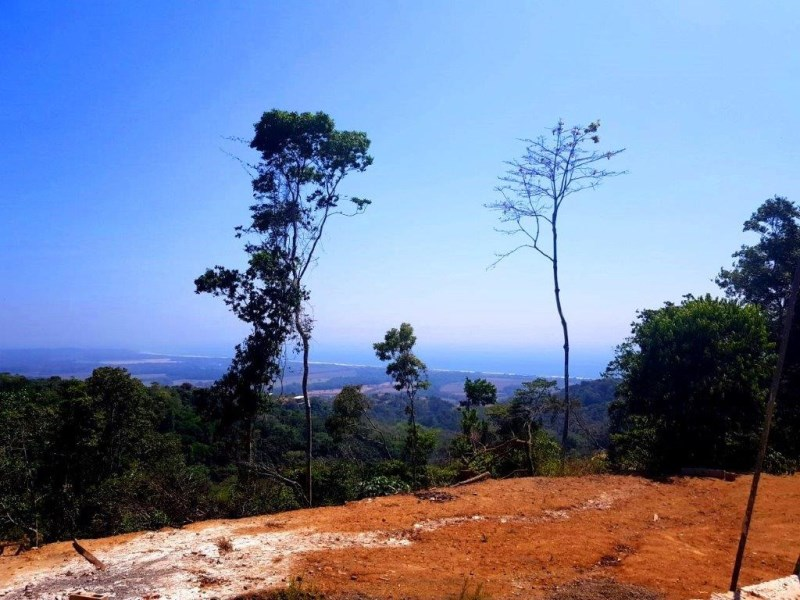 Remax real estate, Costa Rica, Hermosa Beach, Hermosa Beach full ocean view lot ready to build