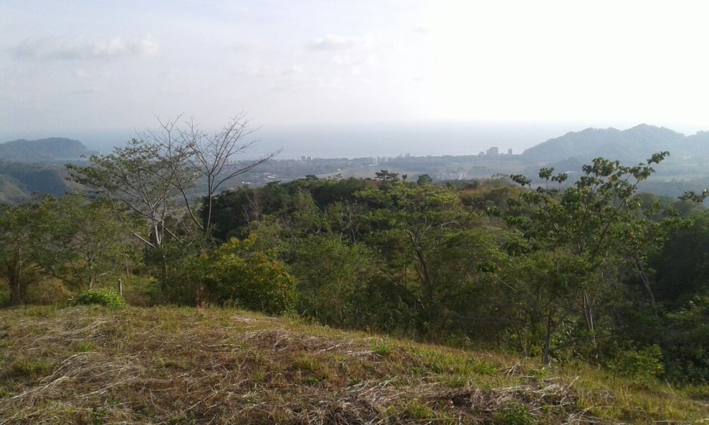 Remax real estate, Costa Rica, Jaco, Jaco Beach Incredible View Land Near Beach and Downtown