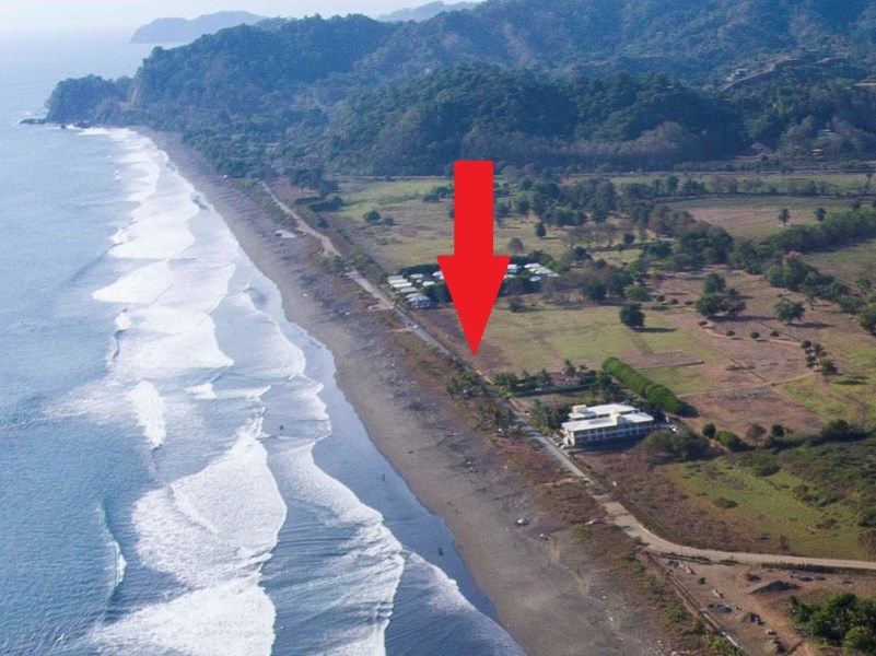 Remax real estate, Costa Rica, Hermosa Beach, Hermosa Beach Affordable Oceanfront Titled Lots