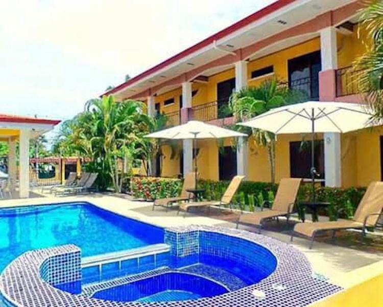Remax real estate, Costa Rica, Jaco, Downtown Jaco Beach Turnkey Hotel Near the Beach
