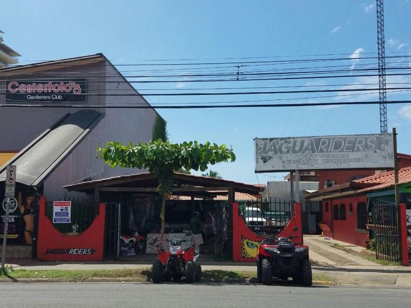 Remax real estate, Costa Rica, Jaco, Unique Jaco Beach Main Street Commercial Property for Sale in Costa Rica
