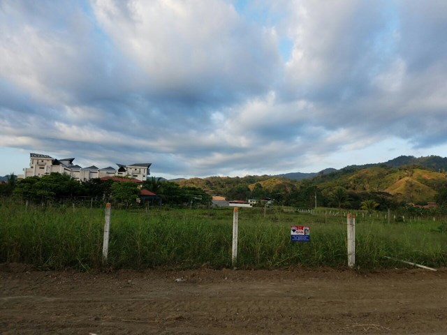 Remax real estate, Costa Rica, Jaco, Downtown Jaco Beach Large Corner Lot for sale in Costa Rica