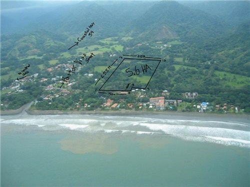 Remax real estate, Costa Rica, Jaco, Flat Development Parcel For Sale - One Block to Beach