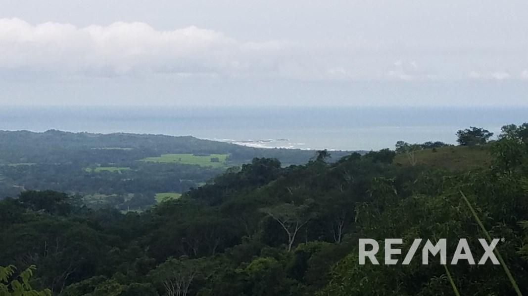 Remax real estate, Costa Rica, Hermosa Beach, Hermosa Beach 15 Acre Ocean View Development Lot