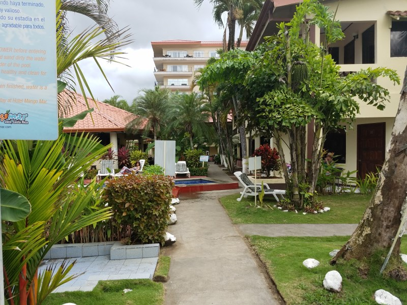 Remax real estate, Costa Rica, Puntarenas, hotel beach front in jaco