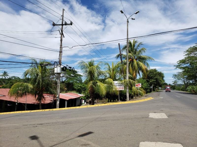 Remax real estate, Costa Rica, Jaco, Jaco commercial corner