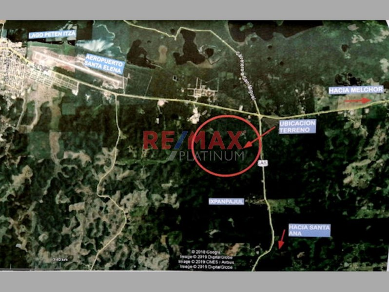 Remax real estate, Guatemala, Flores,