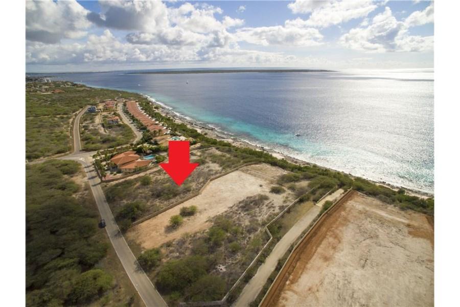 RE/MAX real estate, Bonaire, Sabadeco, Oceanfront Building Lot