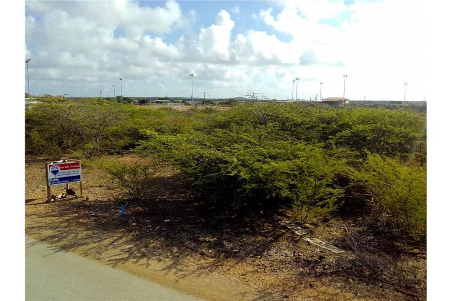 RE/MAX real estate, Bonaire, Tera Cora, Spacious Building Lot 3436