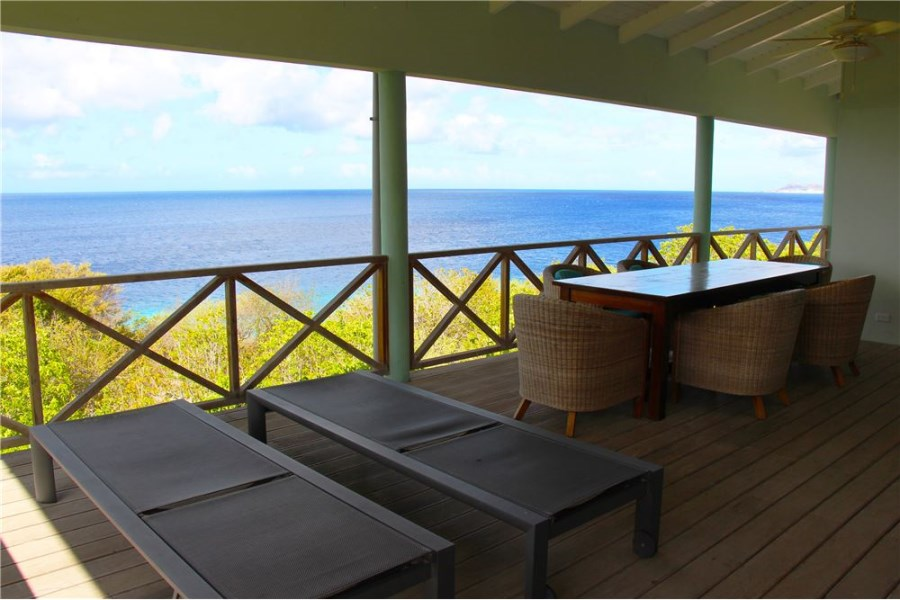 RE/MAX real estate, Bonaire, Sabadeco, Caribbean Club Villa 305 - Unobstructed Ocean View
