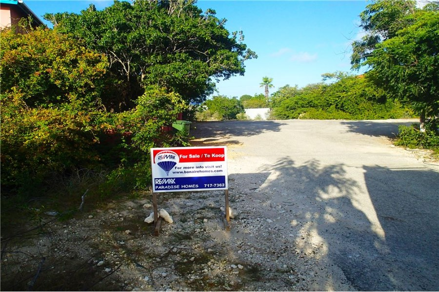 RE/MAX real estate, Bonaire, Santa Barbara, Building Lot with Ocean Views
