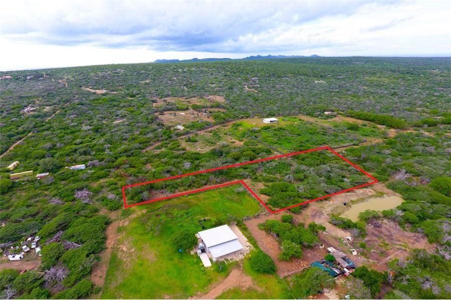 RE/MAX real estate, Bonaire, Kunuku Area, Large Plot