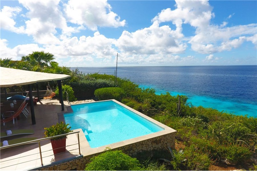 RE/MAX real estate, Bonaire, Sabadeco, Oceanfront Villa with Unobstructed Views