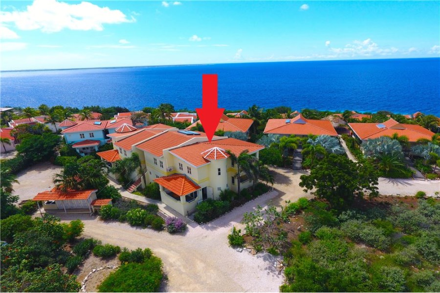 RE/MAX real estate, Bonaire, Sabadeco, Penthouse with 360? views plus Apartment & Studio