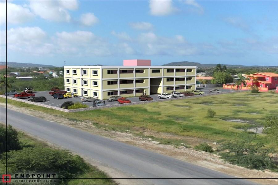 RE/MAX real estate, Bonaire, Kralendijk, Regatte Business Park B.V. with  commercial lots