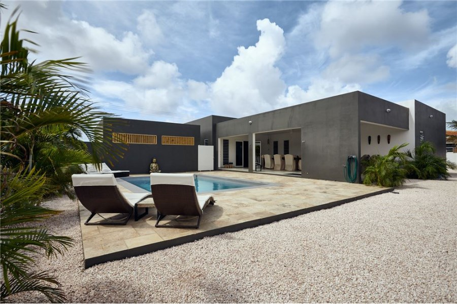 RE/MAX real estate, Bonaire, Belnem, Modern Villa