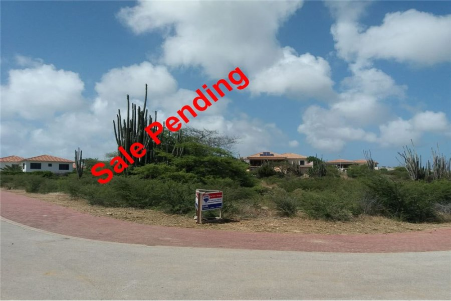 RE/MAX real estate, Bonaire, Bona Bista, Large Building Lot