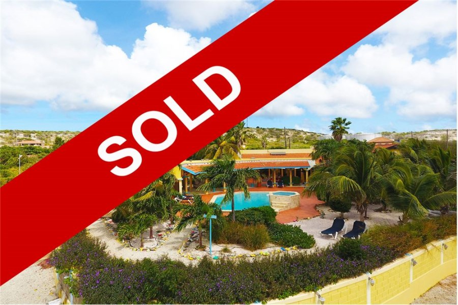 RE/MAX real estate, Bonaire, Santa Barbara, SOLD Holiday Resort on the Santa Barbara Hillside