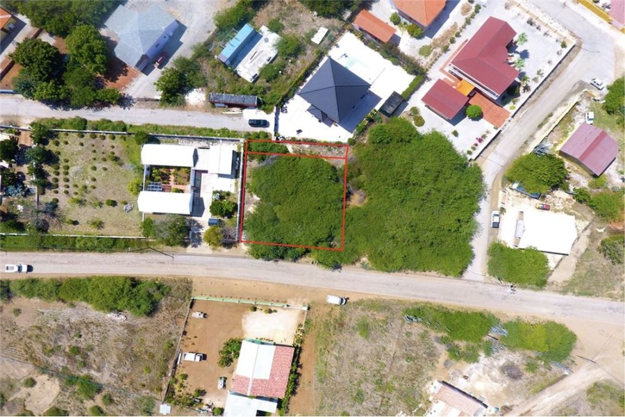 RE/MAX real estate, Bonaire, Lagoen Area, Nice Building Lot