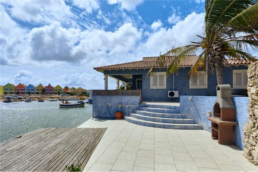 RE/MAX real estate, Bonaire, Kralendijk, Waterfront home with dock!