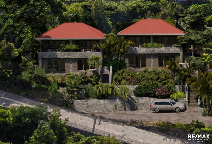 RE/MAX real estate, Saint Barthelemy, Colombier, CLB 2