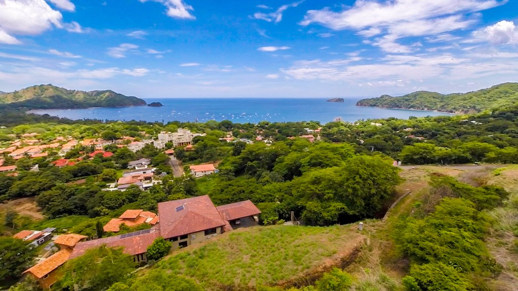 Remax real estate, Costa Rica, Playa del Coco, Pacifico Heights Lot 3 Playas del Coco