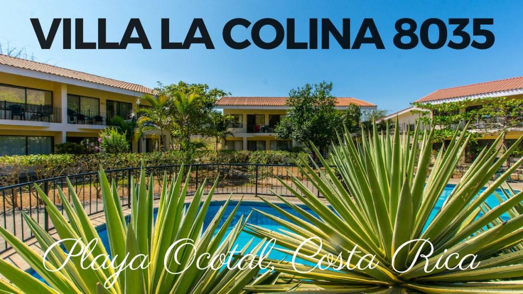 Remax real estate, Costa Rica, Ocotal, Villa la Colina 8035