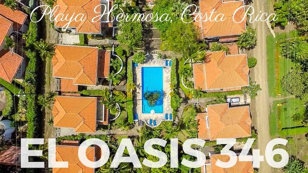 Remax real estate, Costa Rica, Playa Hermosa, 346 El Oasis,  Playa Hermosa