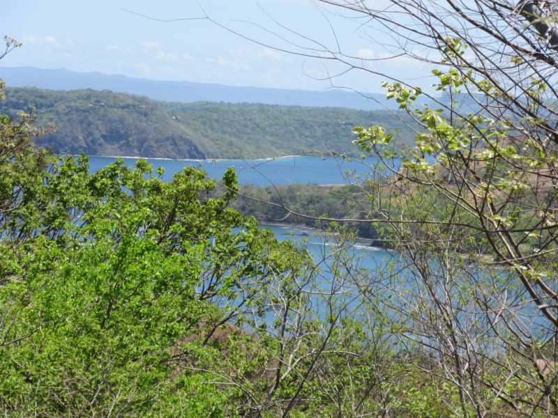 Remax real estate, Costa Rica, Playa Hermosa, Monte Paraiso Lot 1 Ocean View