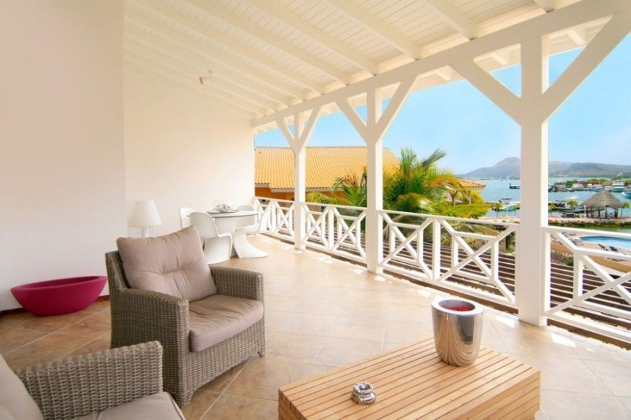 RE/MAX real estate, Curacao, Jan Thiel, Masbango - Apartment with amazing view over Spanish Water
