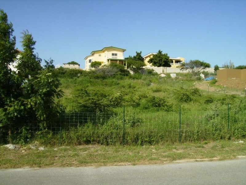 RE/MAX real estate, Curacao, Jan Sofat, Jan Sofat - Lot situated up high with nice views