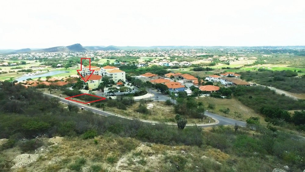 RE/MAX real estate, Curacao, Blue Bay Golf & Beach Resort, BlueBay - Beautiful plot within walking distance of the beach for sale