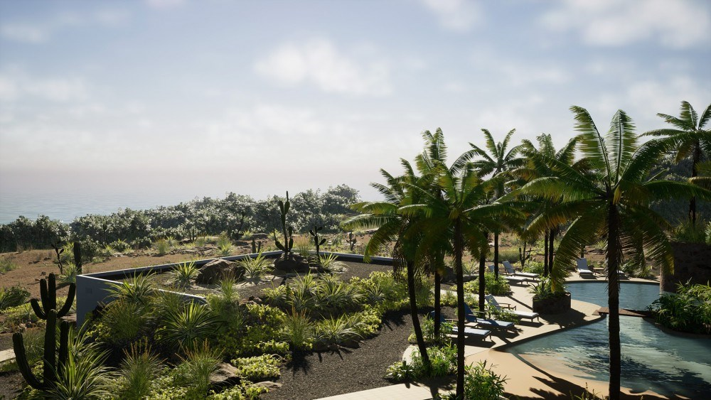 RE/MAX real estate, Curacao, Blue Bay, THE REEF (Phase 1) - Luxurious ground floor apartments with seaview.