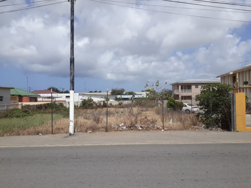 RE/MAX real estate, Curacao, Santa Rosa, Santa Rosa - Flat building lot for sale with building permit of 680m2