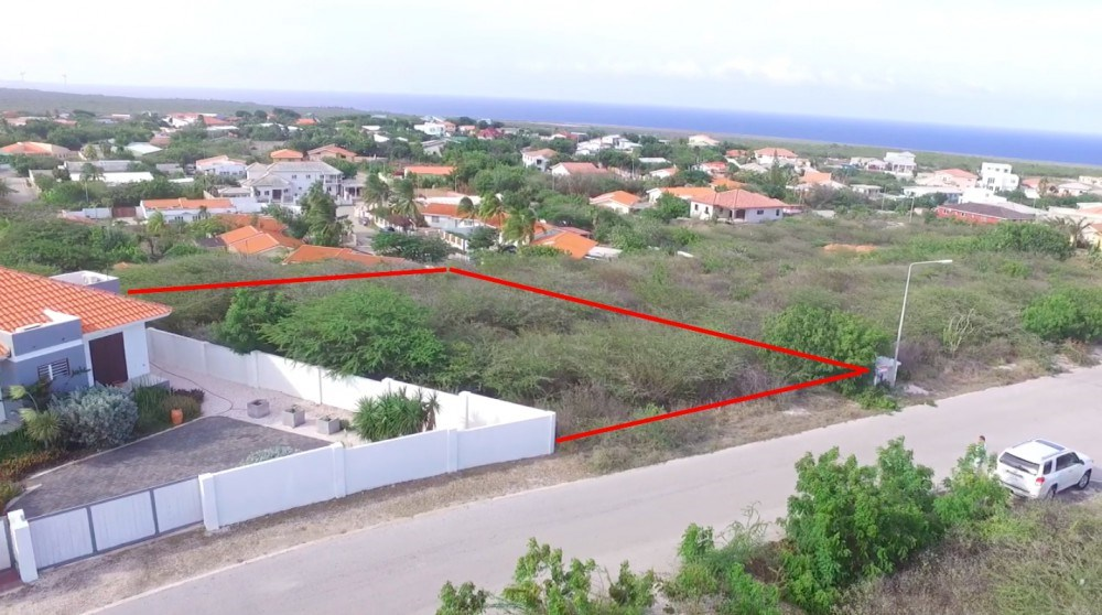 RE/MAX real estate, Curacao, Grote Berg, Grote Berg - Lot for sale on Curaçao with permanent Seaview