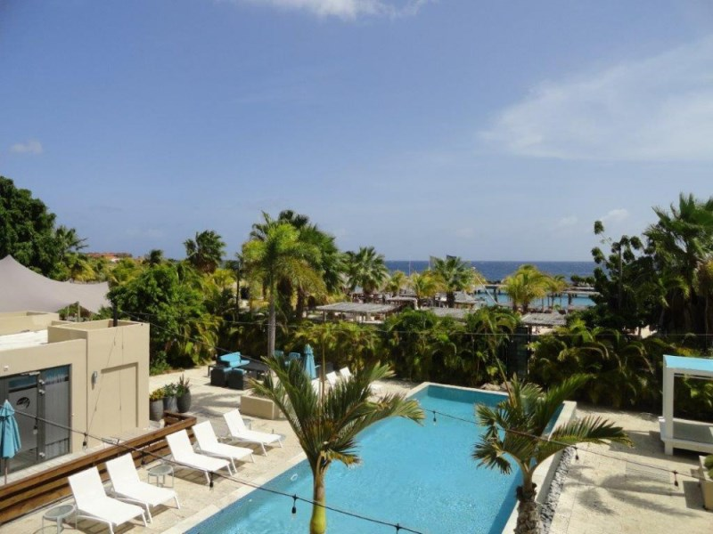 RE/MAX real estate, Curacao, Seaquarium Beach, Mambo Beach - Fully furnished apartment at sea for vacation rentals