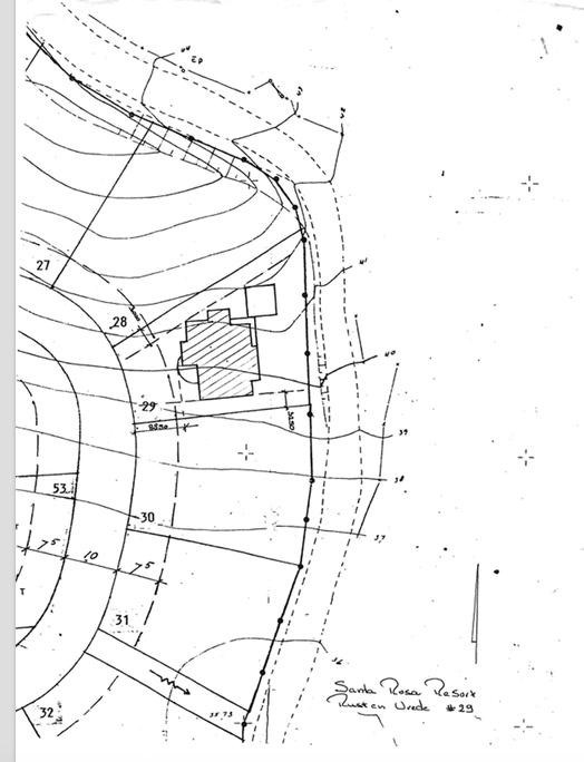 RE/MAX real estate, Curacao, Santa Rosa, Santa Rosa Resort plot #29; residential building plot for sale!
