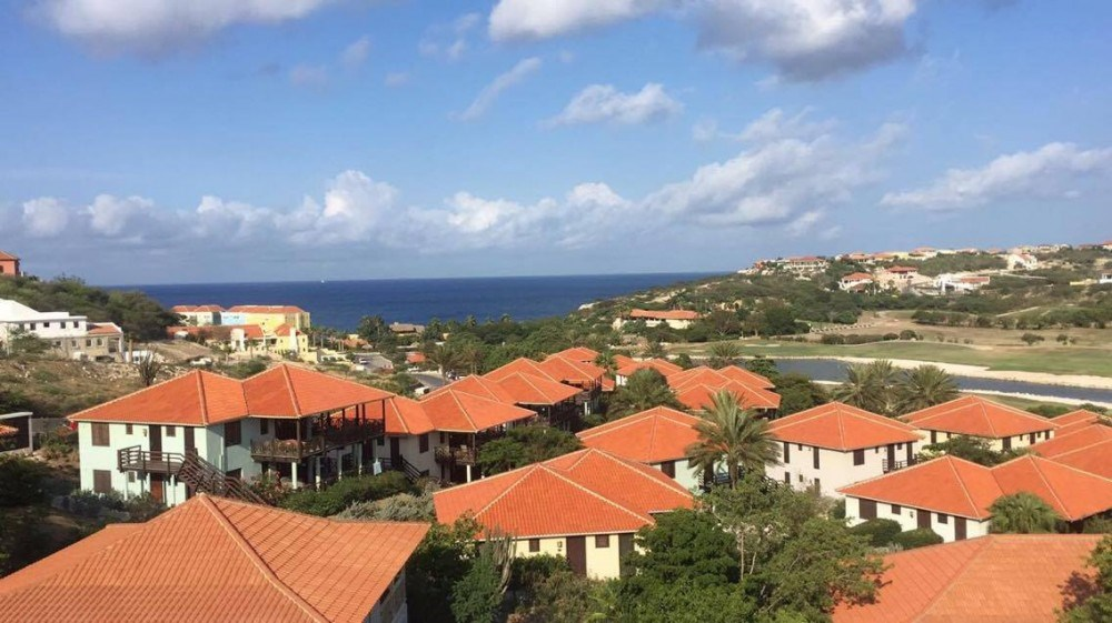 RE/MAX real estate, Curacao, Blue Bay Golf & Beach Resort, The Hill #23, luxurious apartment with amazing seaview